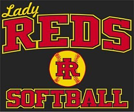 Lady Reds Softball  photo